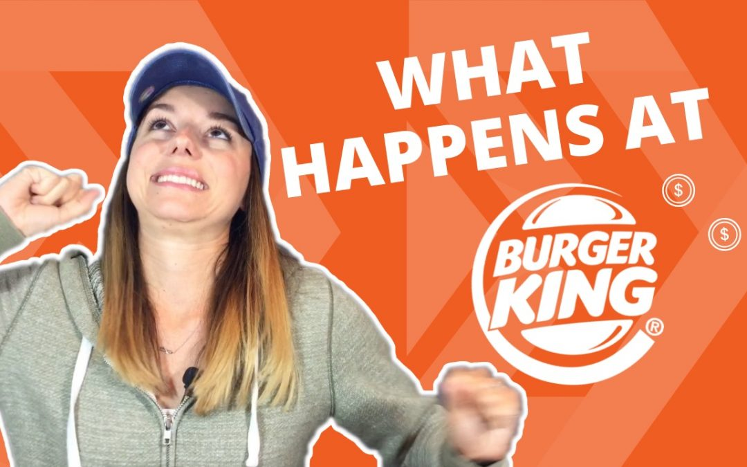 Random Act of Kindness: Paying it Forward at Burger King