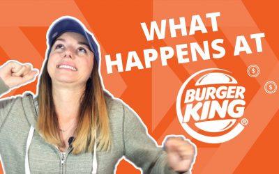 Random Act of Kindness: Paying it Forward at Burger King